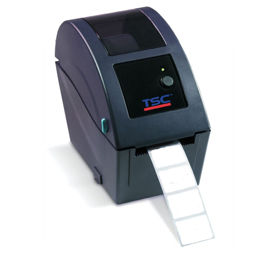 TSC TDP-225 desktop barcode label printer