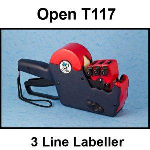 2928 Label Guns