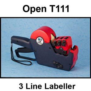 3 Line Label Guns
