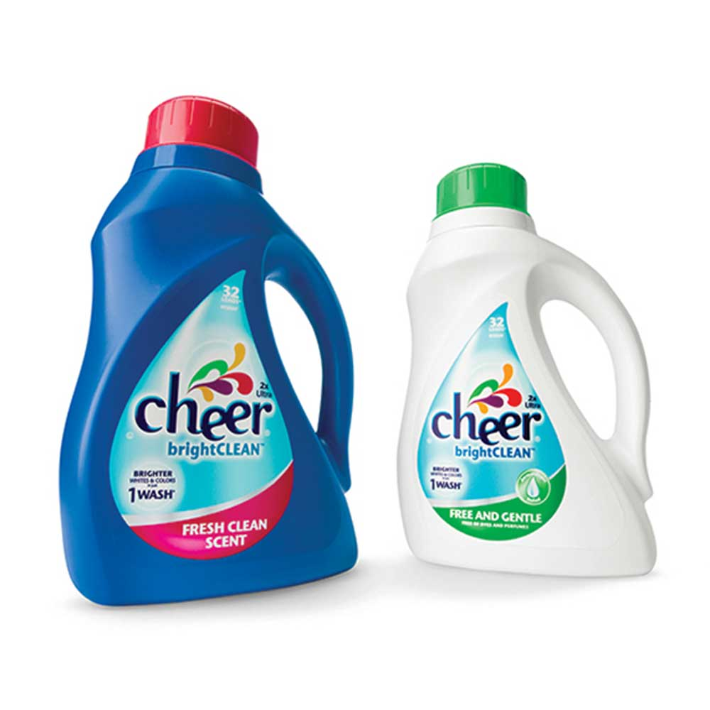 Image of Detergent Labels Product Image