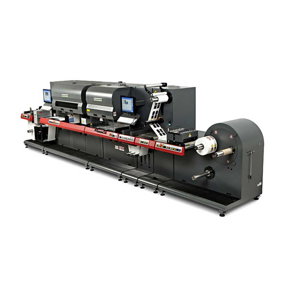 UK Label Manufacturers capable of making Digital Labels - image of the Jetrion 4900