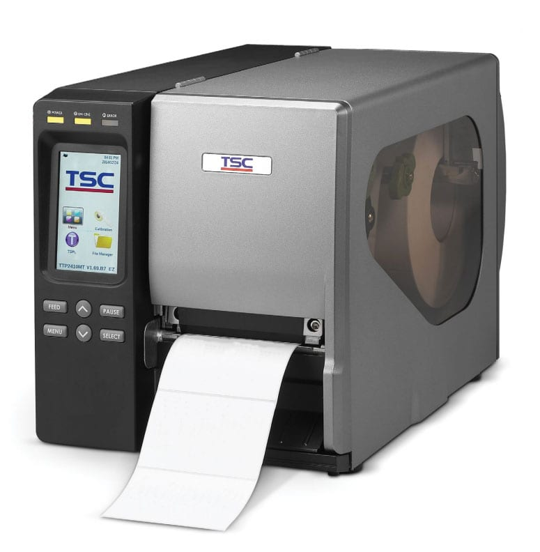 Industrial Sandwich Labelling System