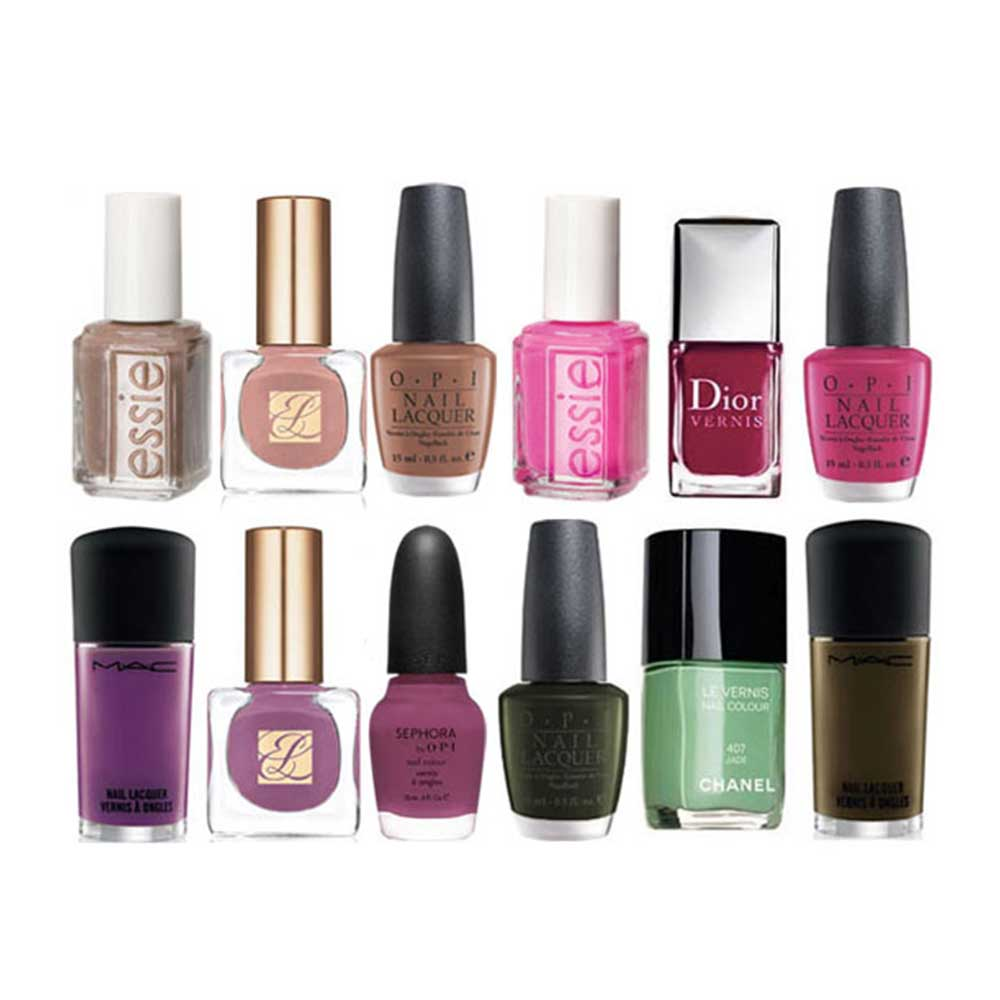 Image of Nail Varnish Labels Product Image