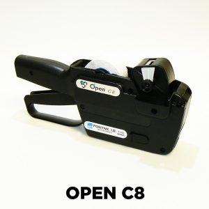 Open C8 Pricing Guns