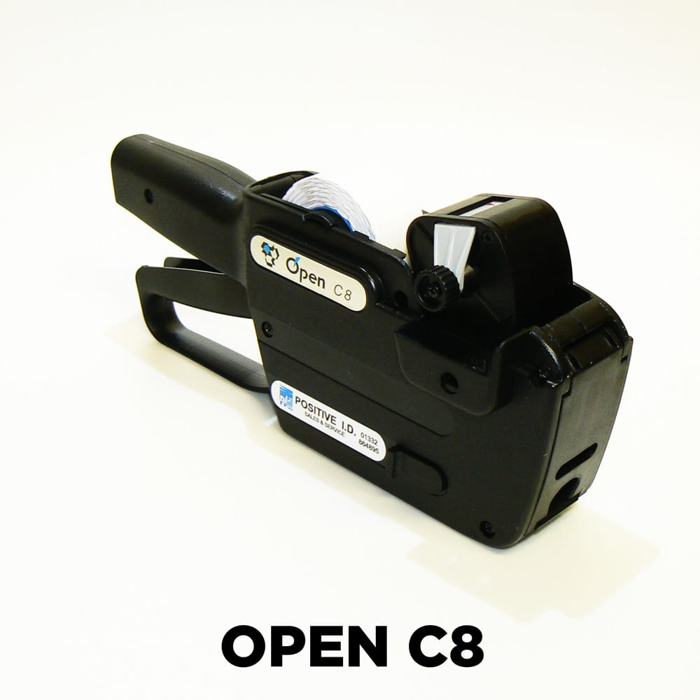 Image of an Open Data C8 Pricing Guns Product Image