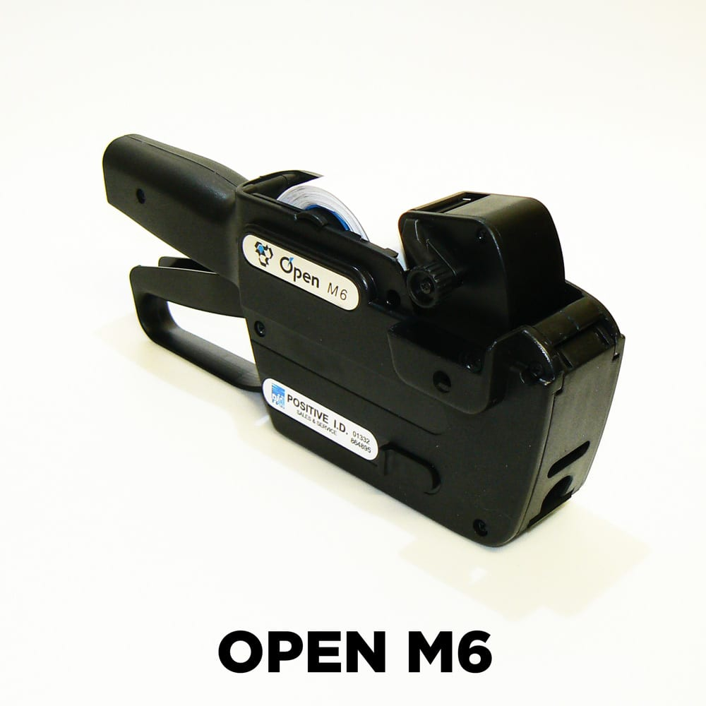 Image of an Open Data M6 Pricing Guns product image