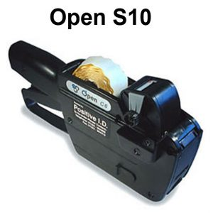 image of an Open S10 Date Label Guns product image
