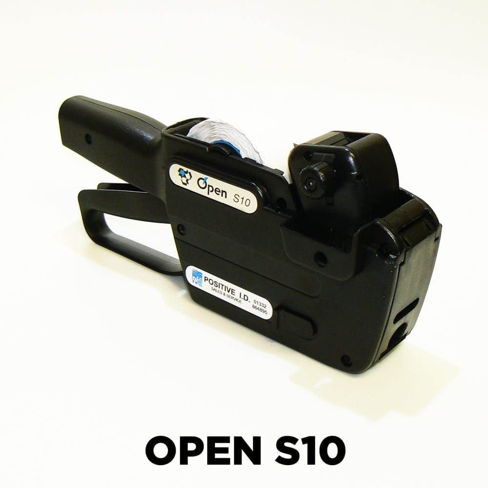 Open S10 Use By Date Labelling Guns