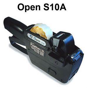 Open S10A Label Guns