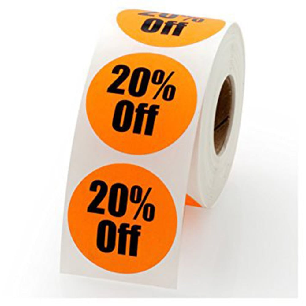 Image of Sale Labels Product Image