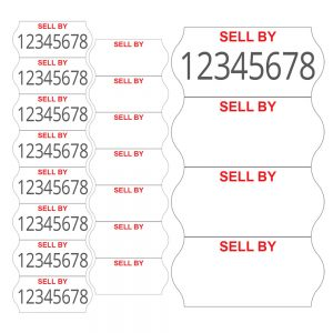 Sell By Labels
