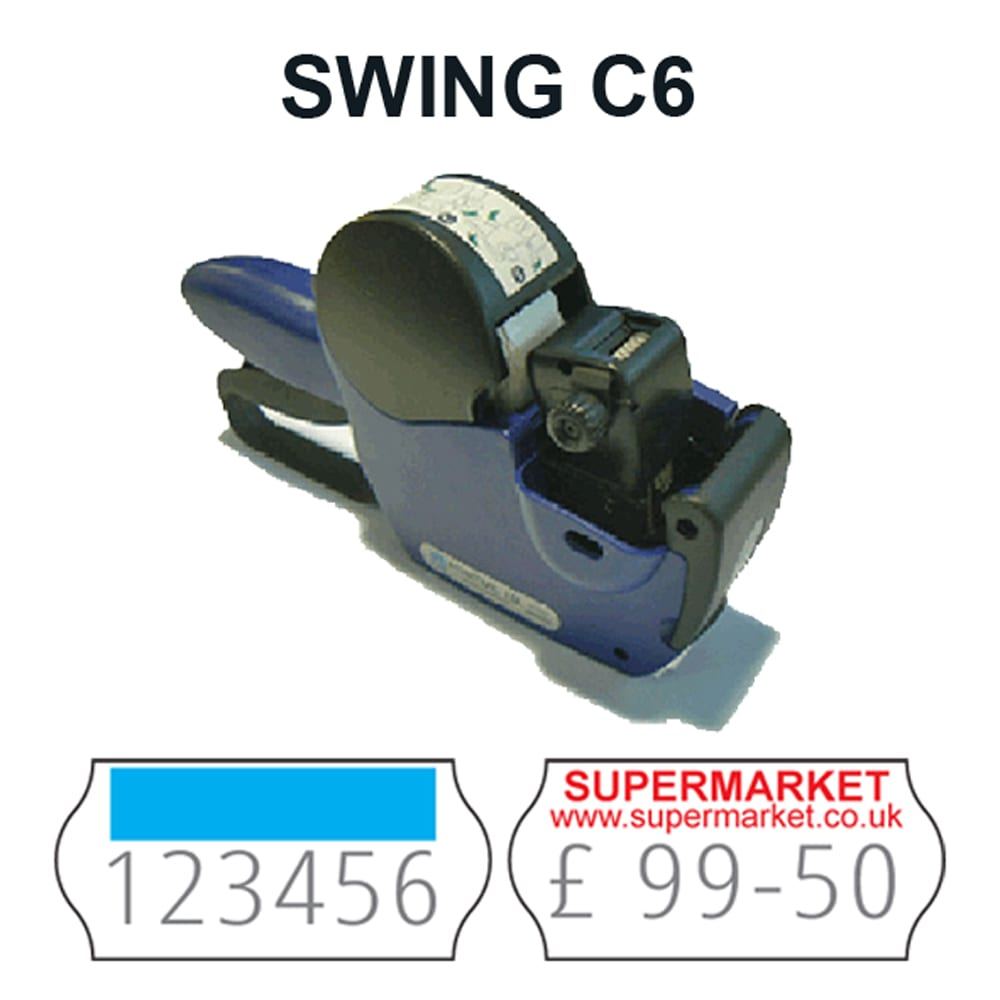 image of a Swing C6 Pricing Guns product image