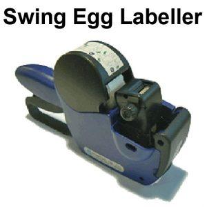 Swing Egg Labellers