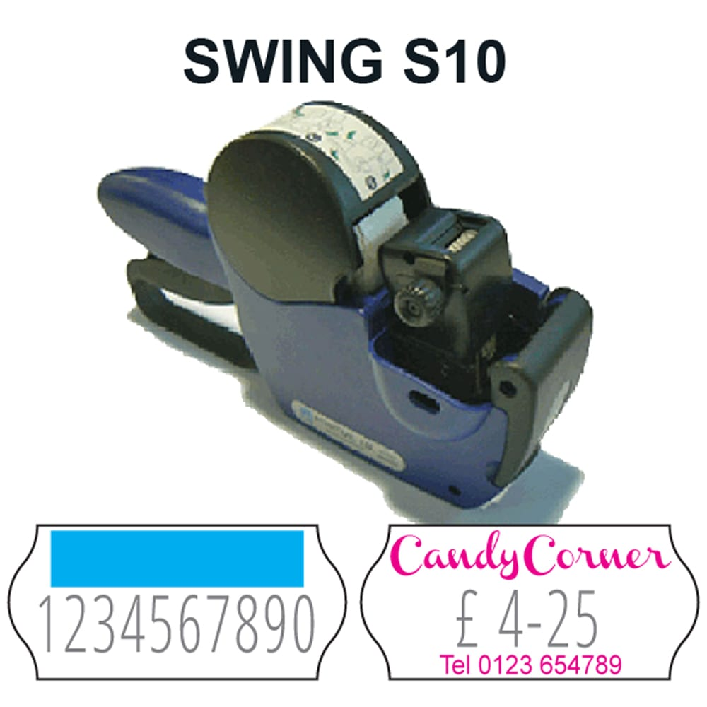 Swing S10 Date pricing guns