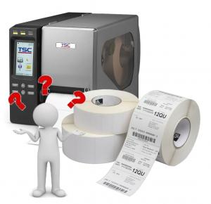 Choosing thermal printing methods