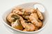 Crustacean allergen labelling food