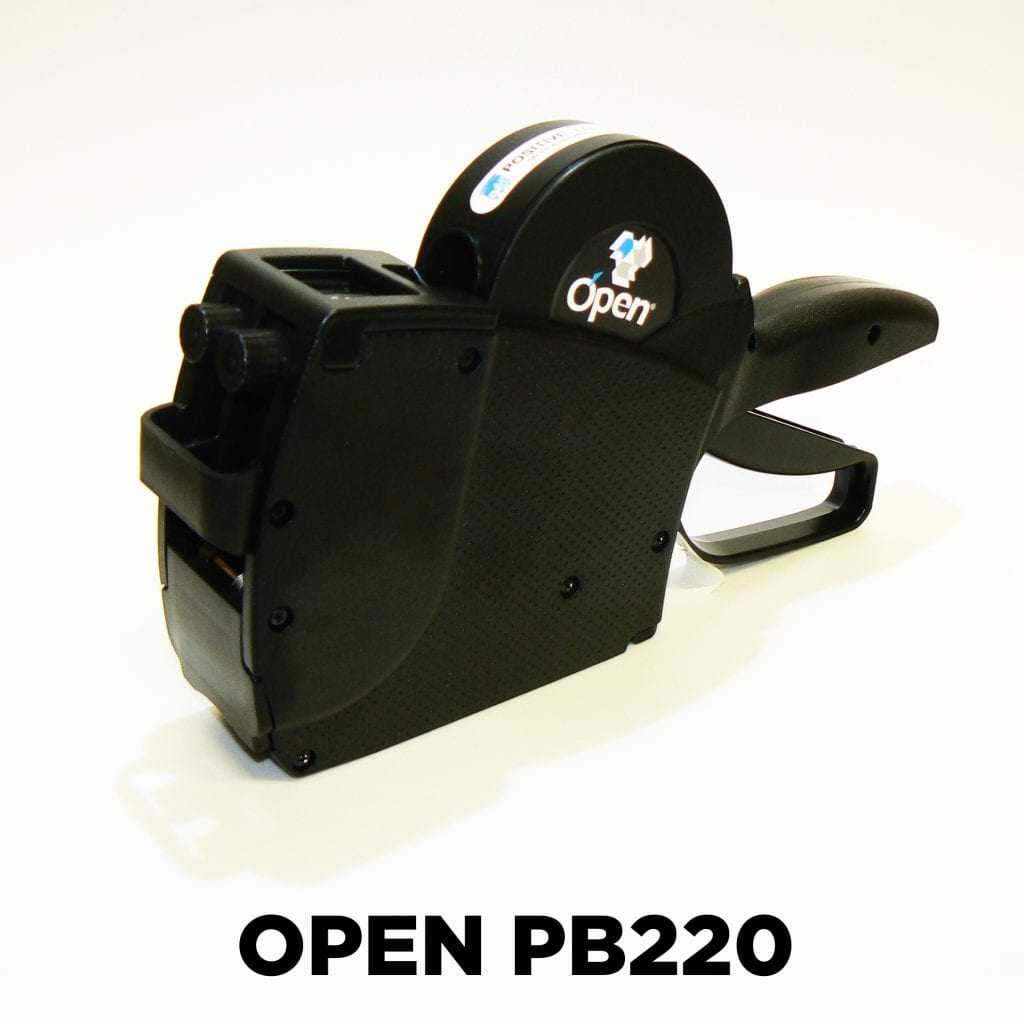 Open Data PB220 Pricing Gun