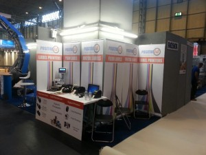 PPMA stand