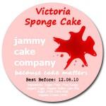 sato labels - Cake Labels