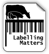 labelling matters logo dairy product labels