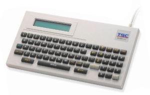 solo keyboard for Solo Printer