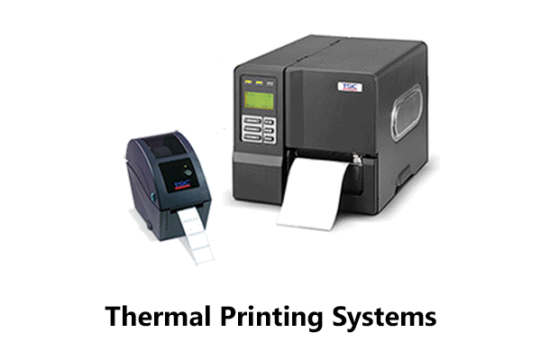 thermal printing system